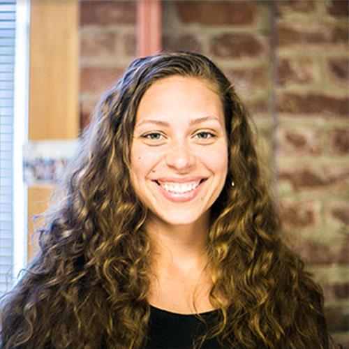 Tessa Cruz, Lab Coordinator, Post-Bac